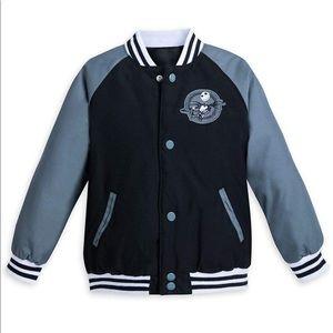 Disney's Jack Skellington Varsity style Jacket
